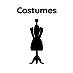 Costumes - création, location, accessoirisation